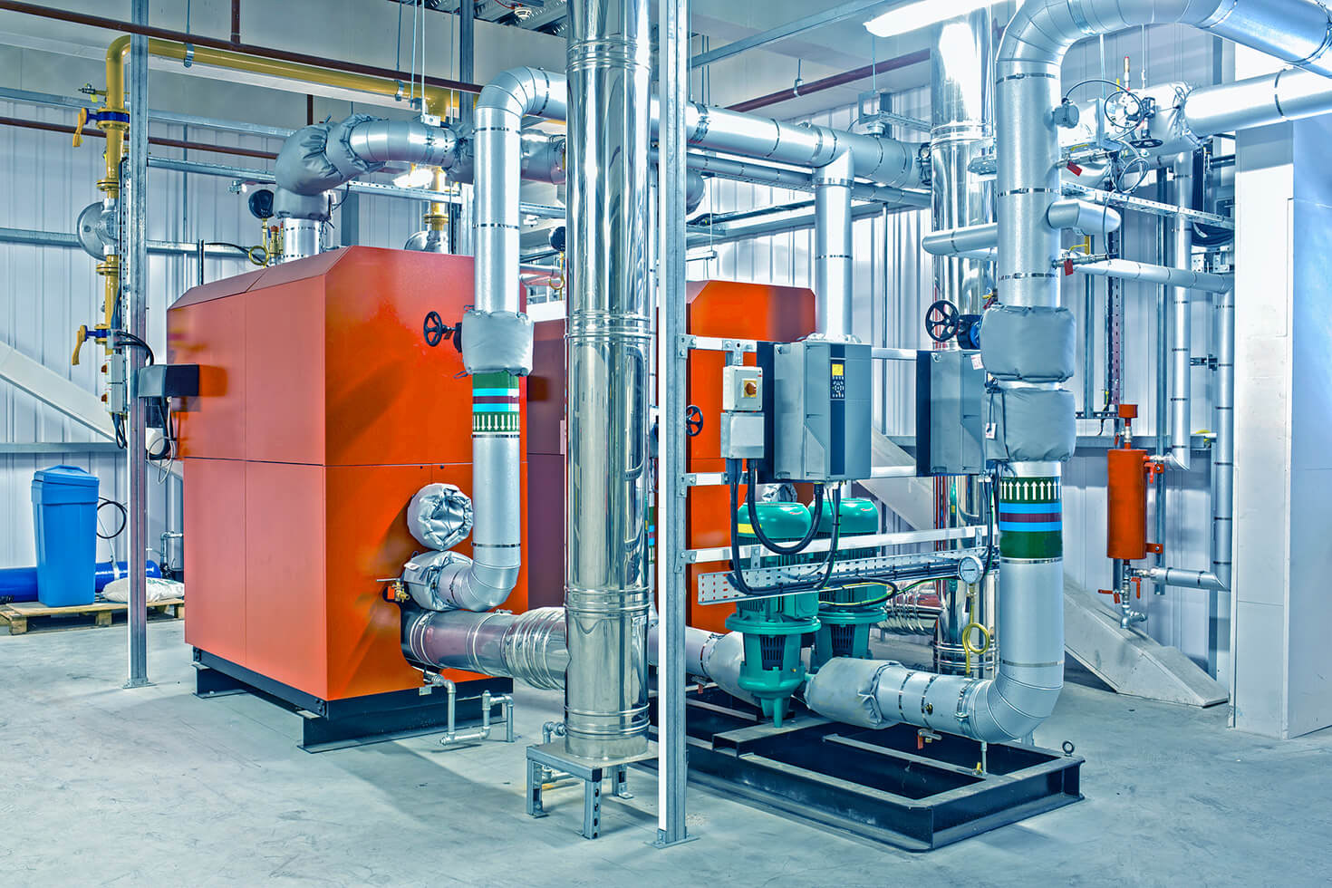 Water Testing of Commercial Systems